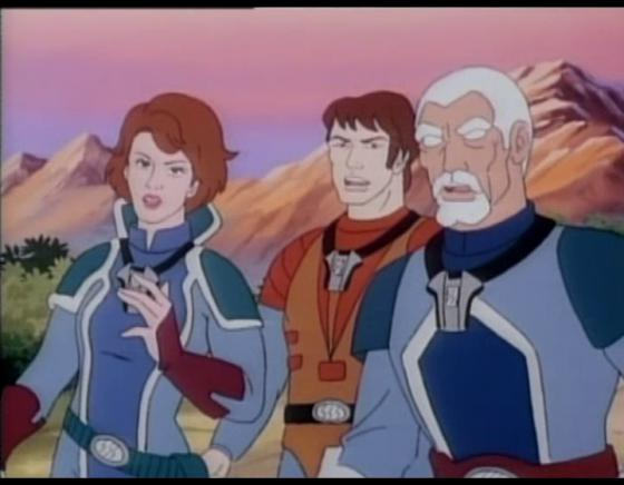 Aries (middle) was more important in the comics.